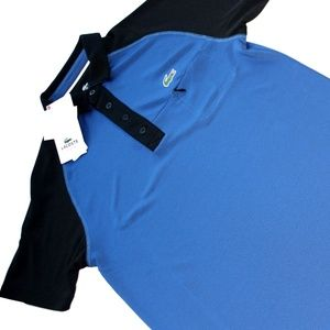 Lacoste Sport Polo Shirt Blue Men's XS New